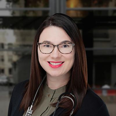 Megan Spillers, FNP-C