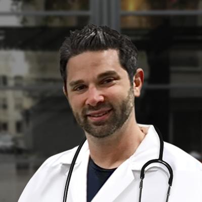 Dr. Darren Steinberger