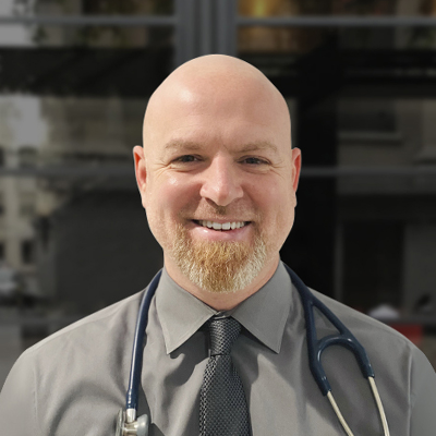 Adam Fritz, PA-C